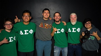 image of a fraternity