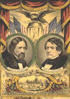 election of 1856 significance