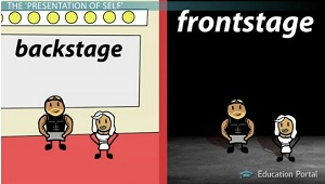 Frontstage and Backstage