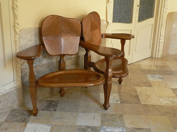 Furniture For Designers change to the furniture industry will have to come from designers Chair By Antoni Gaudi