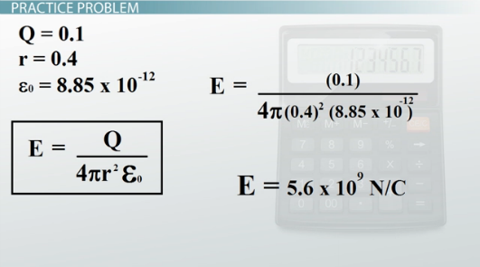 coulomb law example problems with solutions pdf