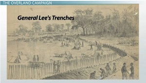 General Lee Trenches