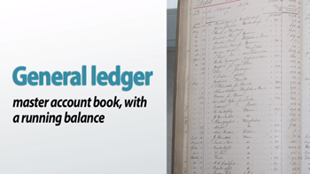 what is the general ledger