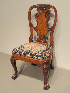 Georgian Sidechair