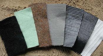 Woven vs  Non-Woven Geotextile Fabric | Study com