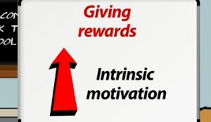giving rewards