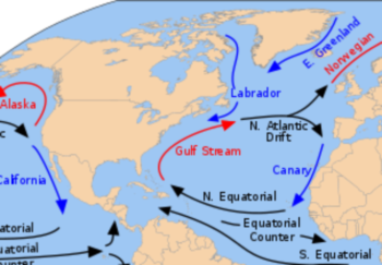 Map Of The Gulf Stream What is the Gulf Stream?   Lesson for Kids | Study.com