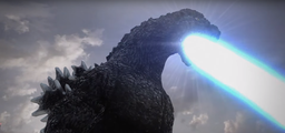 Godzilla, radioactive mutant monster