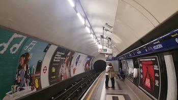 Advertising in the metro: pros and cons