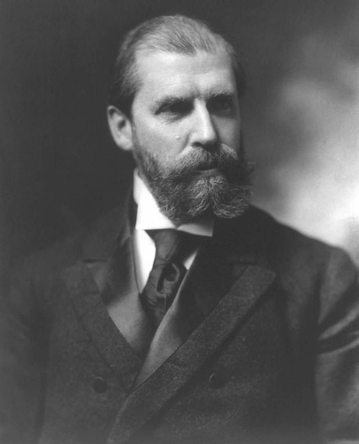 New York Governor, Charles Evans Hughes