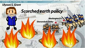 Grant Scorched Earth Policy