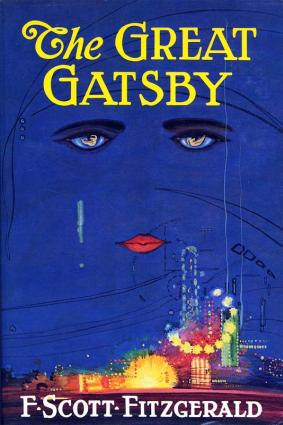 gatsby, book, cover, image, free