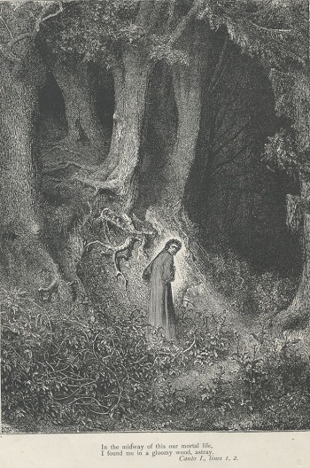 The Disorderly Notions of Gustave Dore: The Rime of the