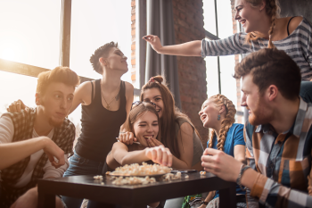 As you cut down college debt this summer, take time for inexpensive fun with friends.