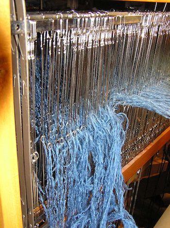 Textile Weaving Terminology | Study com