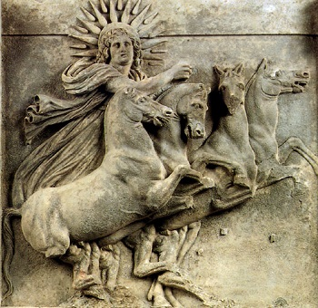 Who Is Helios In The Odyssey