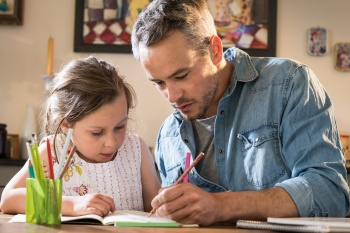 Homeschooling families follow the laws in their home states.