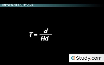 hubble equation