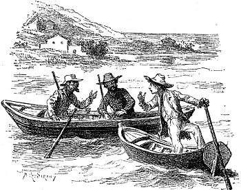 huck finn and his conscience Honesty and conscience the character of huckleberry finn lives his life in an honest manner he does not pretend to enjoy school go to the adventures of huckleberry finn: literary & historical context ch 2 the adventures of huckleberry finn: literary.