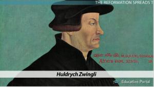 Huldrych Zwingli Accomplishments
