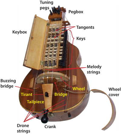 What Is A Hurdy Gurdy Meaning Music Parts Study