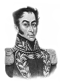 simon bolivar biography summary