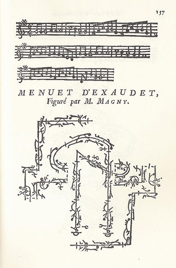 the character of the minuet is best described as