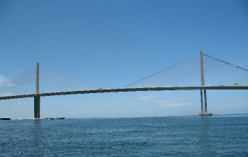 Cable-Stayed Bridge Facts: Lesson for Kids | Study com