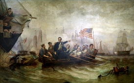 Image of Perry the Battle of Lake Victory