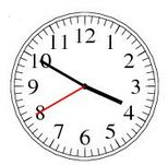 How to Tell Time on an Analog Clock - Video & Lesson