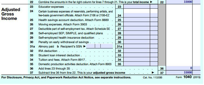 How To File A Federal Income Tax Return Study