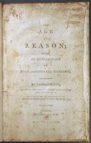Thomas paines the age of reason summary philosophy study age of reason fandeluxe Images