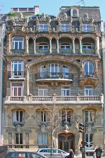 french art nouveau architecture in the 19th century study com