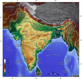 Ancient india lesson for kids facts geography study india map gumiabroncs Choice Image