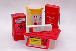 Infectious Waste Containers