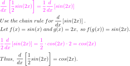 Solving the Integral of cos(2x) - Video & Lesson Transcript