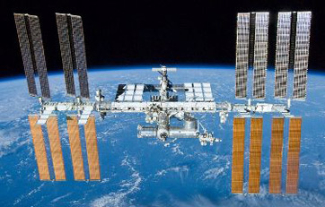 The International Space Station (like all satellites) could be at risk!