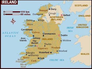 Ireland Facts: Lesson for Kids   Study.com