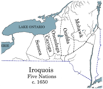 Iroquois 5 Nations
