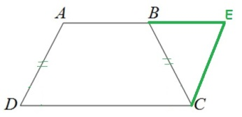 Proofs for Isosceles Trapezoids - Video & Lesson Transcript