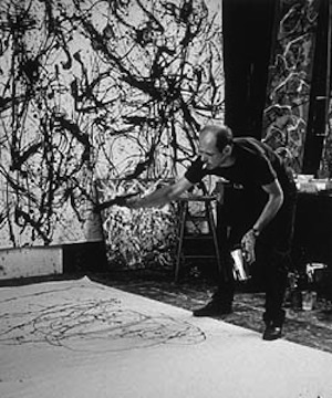 Jackson Pollock Lesson for Kids: Biography & Facts | Study.com