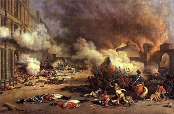 Sources of Political Destabilization: Revolution, Terrorism
