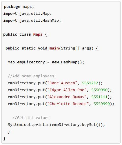 Java Map Put Java: Associative Arrays | Study.com