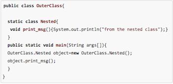 Free java tutorials objects and classes static members java 5.