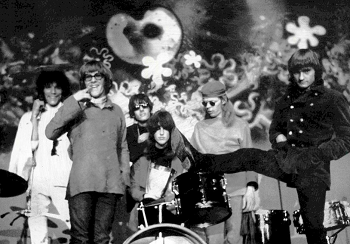 Jefferson Airplane psychedelic rock band
