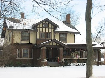Example of Tudor Revival
