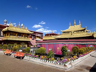 Jokhang Temple remains a very important site in Tibetan Buddhism.