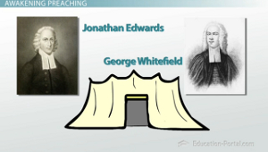 Jonathan Edwards George Whitefield