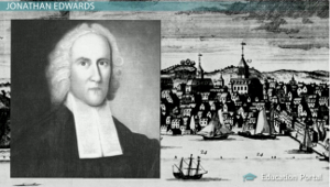 jonathan edwards and the great awakening sermons biography