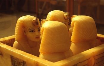 The Anubis Shrine in Tutankhamun's Tomb | Study com